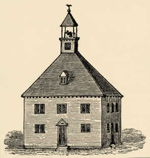 First Meetinghouse (circa 1639)